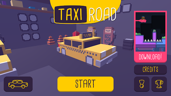 Taxi Road - náhled
