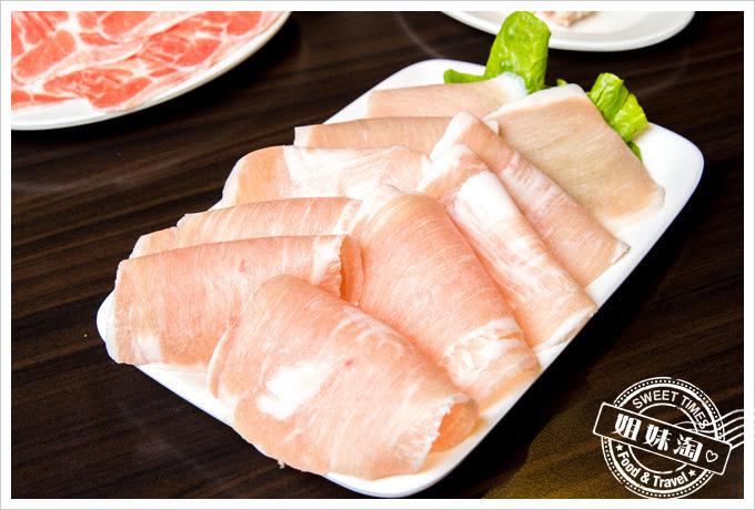 名家汕頭沙茶火鍋菜單頂級松坂豬