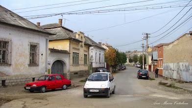 Photo: Str. Mihai Eminescu,  Nr.5 - Bustul lui Mihai Eminescu  -  (2012.10.24)