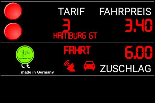 Taxameter Pro screenshot