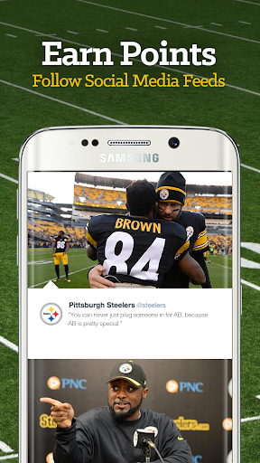 Pittsburgh Football Rewards cheat hacks