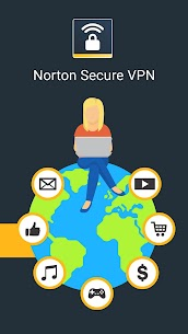 Norton Secure VPN – Security & Privacy VPN 6