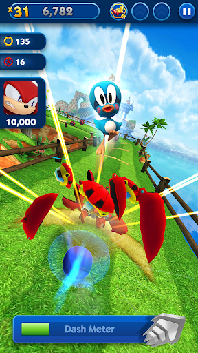 Sonic Dash - Endless Running & Racing Game  screenshots 4