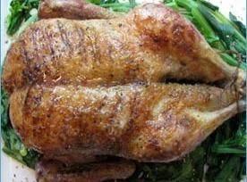 Honey Ginger Duck Recipe