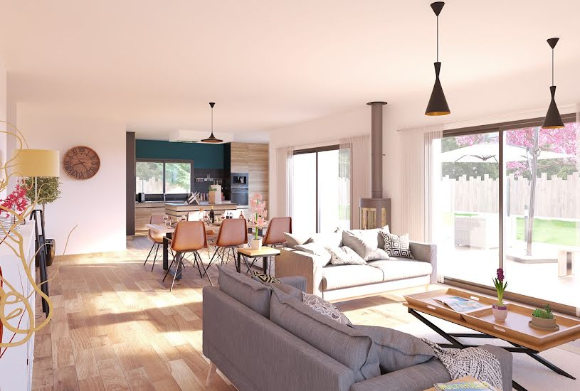 Vente Terrain + Maison - Terrain : 699m² - Maison : 237m² à Coulaines (72190)