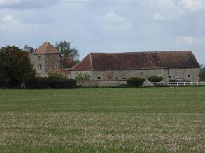 Photo: une ferme à Fleury