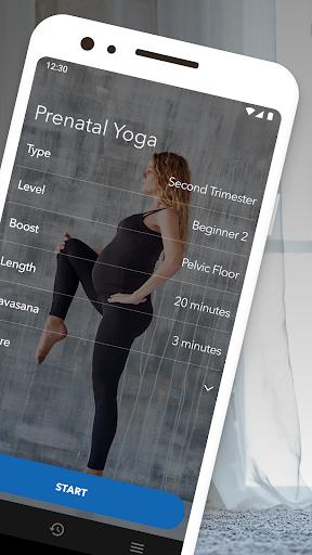 Prenatal Yoga screenshot 3