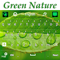 Green Nature Keyboard icon