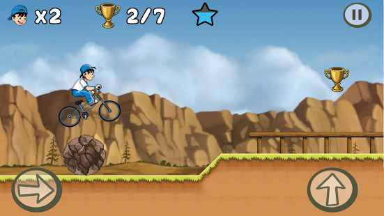 BMX Kid- screenshot thumbnail