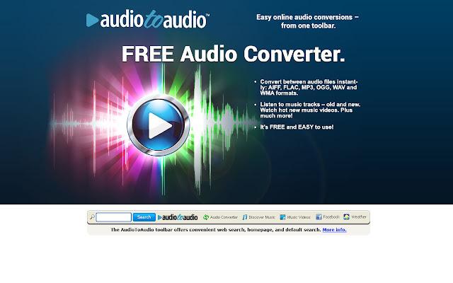 AudioToAudio