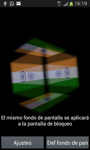 India 3D Live Wallpaper