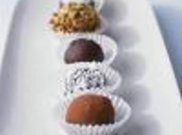 Chocolate Peanut Butter Truffles Recipe