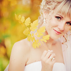 Wedding photographer Svetlana Trefilova (trefeelova). Photo of 03.10.2014