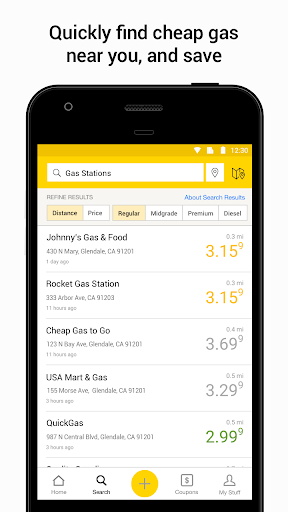 YP - The Real Yellow Pages screenshot
