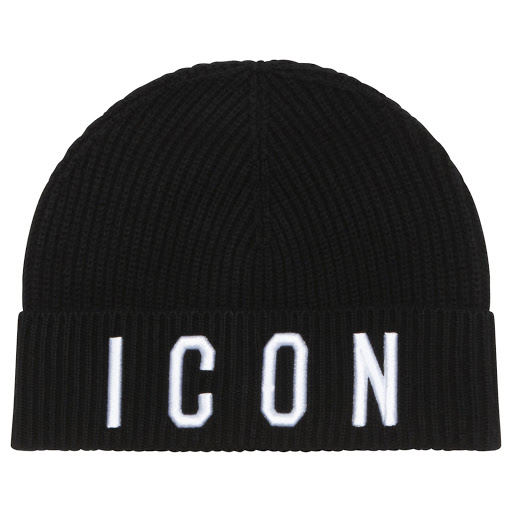 Primary image of DSQUARED2 Knit Icon Hat