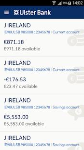 Ulster Bank ROI- screenshot thumbnail