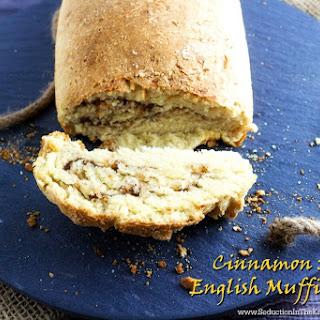 Cinnamon Swirl English Muffin Bread.