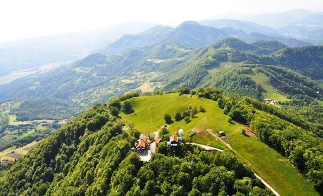 Slovenija - Lisca kod Sevnice, 8.7.2018.