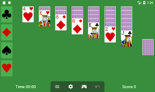 Solitaire Prime Screenshot