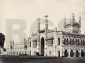 Photo: Chepauk palace.