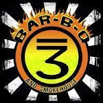 Logo for Bar 3 Bar-B-Q & Brewing