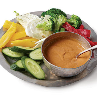 Spicy Peanut Dipping Sauce.