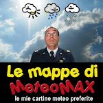 Le Mappe di MeteoMAX Icon