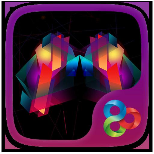 Spectacular Go Launcher Theme 個人化 App LOGO-硬是要APP