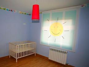 Photo: Estor realizado con ilustración de  www.xuxulanstrum.com