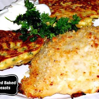 Spicy Dijon and Honey Panko Breaded Chicken Breasts – Love That Panko!.