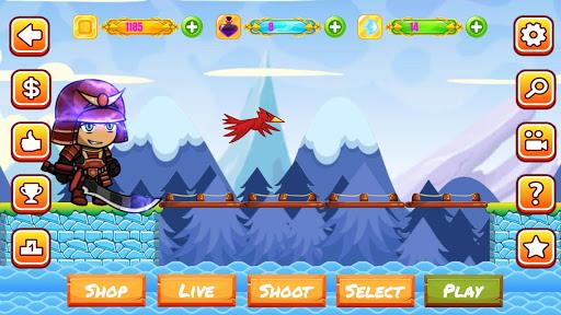 Capturas de pantalla de Super World 7