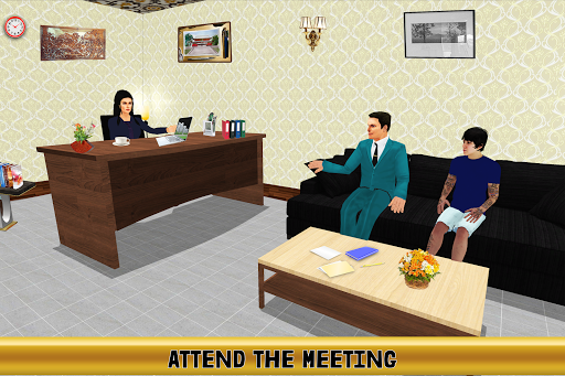 Virtual Billionaire Dad Simulator: Luxury Family apkmr screenshots 3