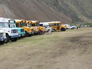Photo: Potato Fire, Idaho, Fire Camp
