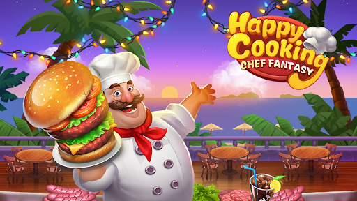 Code Triche Happy Cooking: Chef Fantasy apk mod screenshots 5