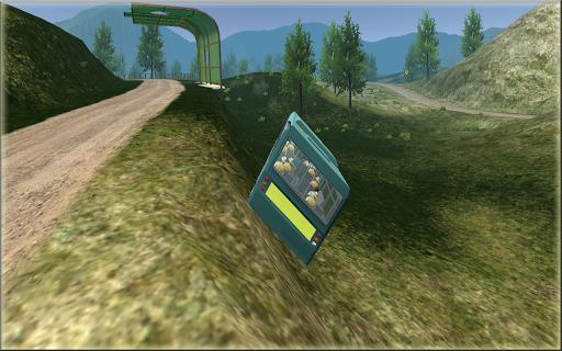Tourist Bus Simulator 2018 3D 1.0 screenshots 6