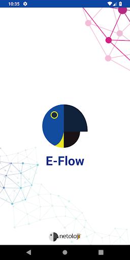 E-Flow: Su00fcreu00e7 Yu00f6netim Sistemi screenshots 1