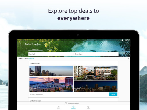 Skyscanner 5.49 screenshots 9