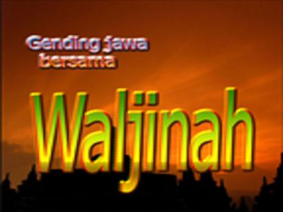 Gending Waljinah Jawa mp3 - náhled