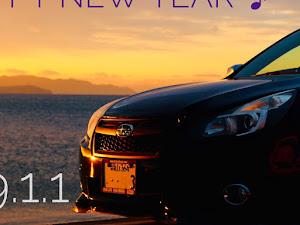 レガシィツーリングワゴン BRM H24年式Sグレード レザーパッケージのカスタム事例画像 takuya10969さんの2019年01月01日11:55の投稿