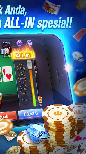 Pulsa Poker - Texas Holdem screenshot