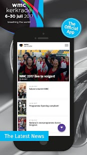 WMC 2017 - The Official App- screenshot thumbnail