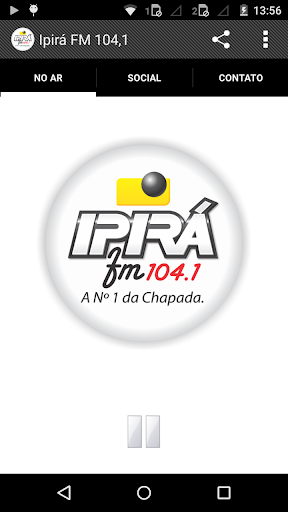 Ipirá FM 104 1