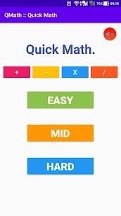 QMath – Quick Math 1