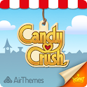 Candy Crush Android Theme icon