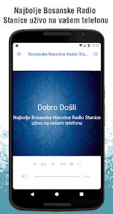 Bosanske Narodne Radio Stanice 2.0 2.4 (MOD + APK) Download 1