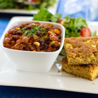 Classic Veggie Chili with Lots of Variations