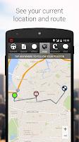 Screenshot of Taxi Caller - driver