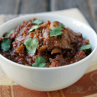 Goat Curry in a Hurry (Instant Pot Recipe)