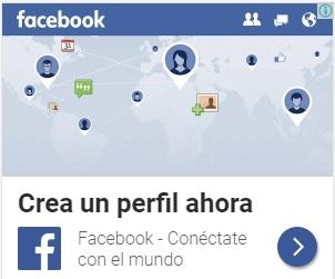 Anuncio Facebook -Red Display