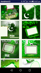 Pakistan Photo Frames 2018 for PC-Windows 7,8,10 and Mac apk screenshot 2